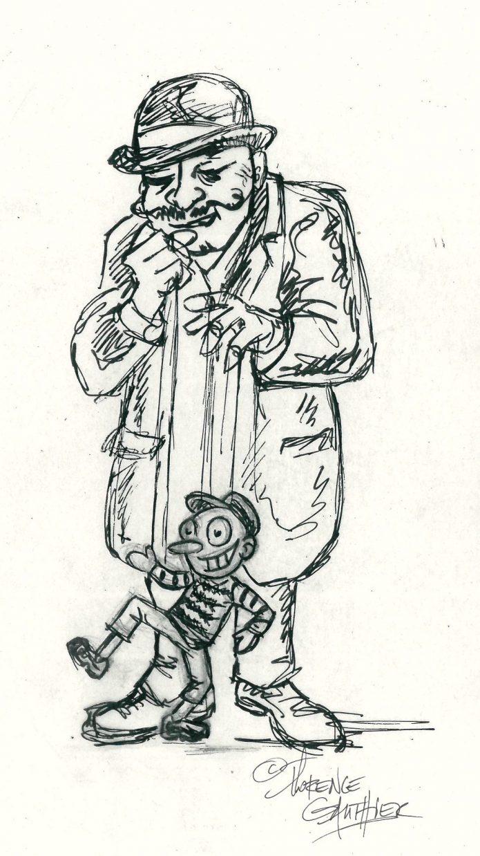 Puppenspieler 1