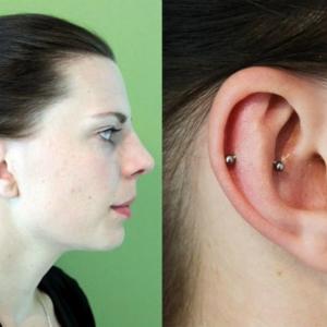 snup piercing